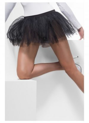 Black Tutu Underskirt 4 Layers