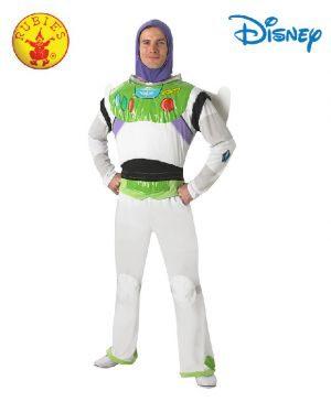 Buzz Lightyear Costume, Adult
