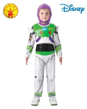 Buzz Lightyear Deluxe Costume Child