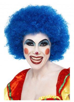 Clown Blue Wig