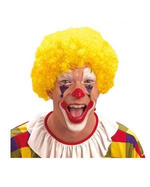 Clown Yellow Wig