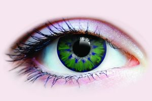 Enchanted-Emerald Natural Contact Lens