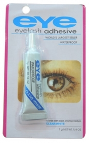 Eyelash Adhesive - 7g Clear