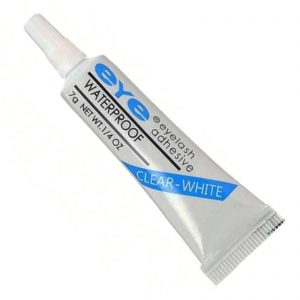 Eyelash - Black & Silver Glitters - image Eyelash-Glue-Adhesive-7g-300x300 on https://www.abracadabrafancydress.com.au