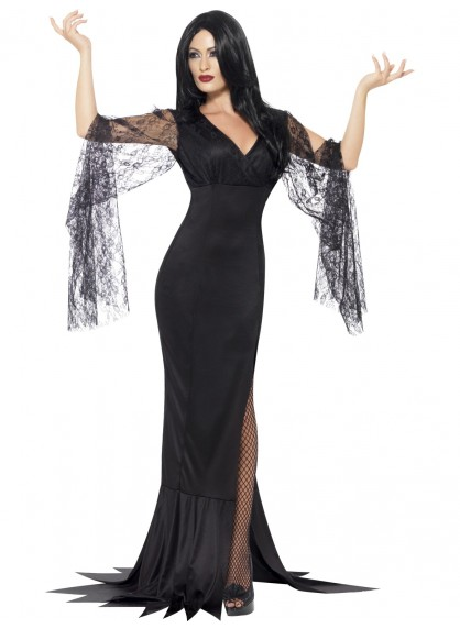 Morticia Immortal Soul Costume