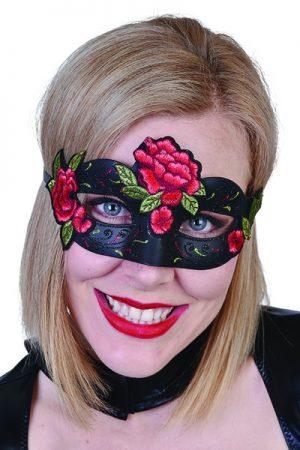 Rose Bloom Eye Mask