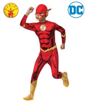 The Flash Classic Costume Child