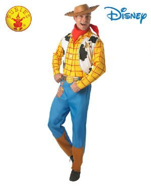 Woody Deluxe Costume Adult