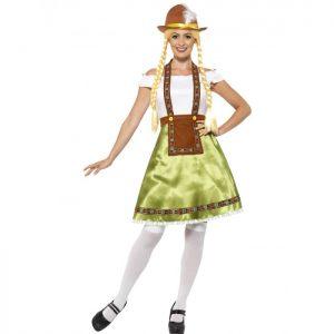 Bavarian Maid Costume Oktoberfest