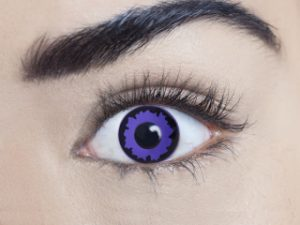 Dark Elf 1 Day Contact Lens