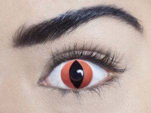 Devil 1 Day Contact Lens