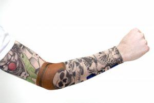 Tattoo Sleeve - Clown (Single)