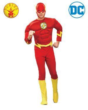 The Flash Costume Adult
