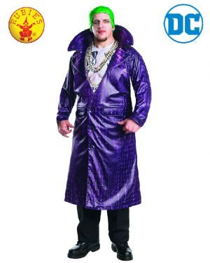 The Joker Deluxe Costume Plus Size