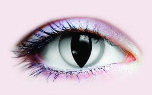 Venom contact lens