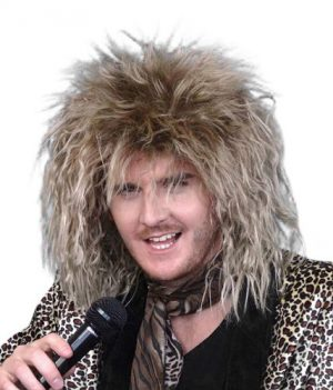 Bon Jovi 80's Wig