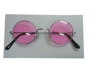 Glasses - Lennon Sunglasses - Pink