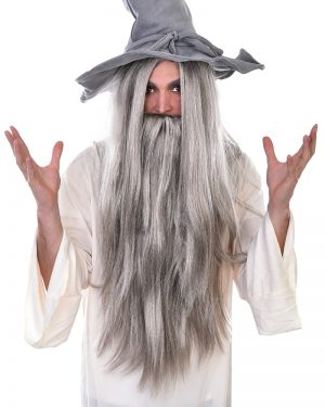 Wizard Wig and Beard