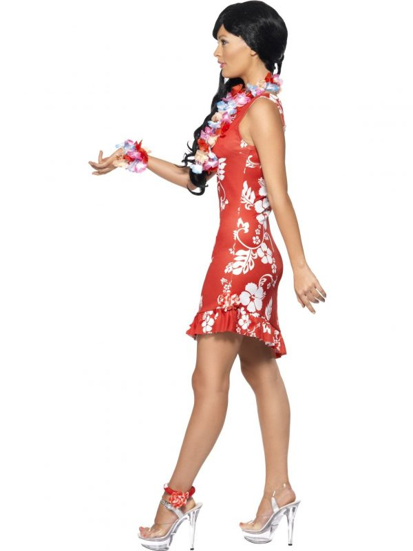 Hawaiian Beauty Costume Ladies Tropical Beach Hula Luau Fancy Dress - image 33043_1-600x800 on https://www.abracadabrafancydress.com.au