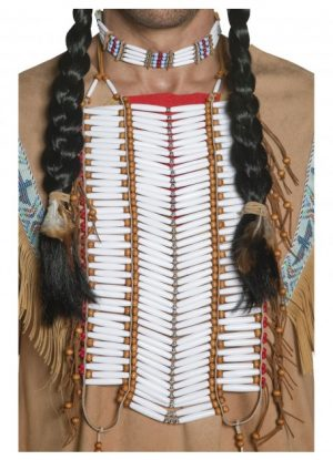 Western Authentic Indian Breastplate