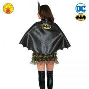 Batgirl Cape Adult