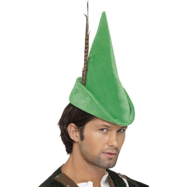 Robin Hood Hat Peter Pan Hat