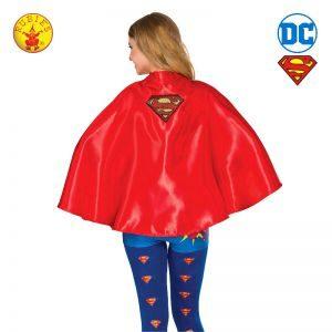 Supergirl Cape Adult