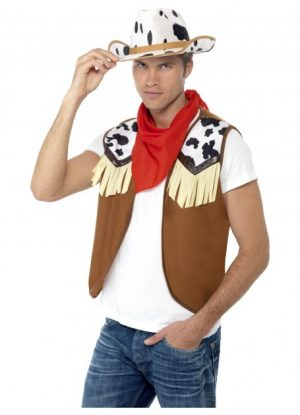 Wild West Cowboy Male Instant Kit
