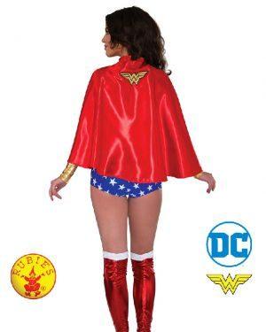 Wonder Woman Cape Adult
