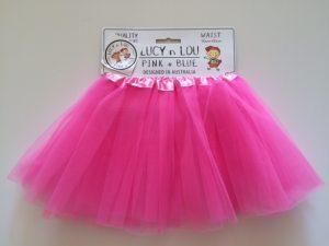 Tulle Skirt – Fushia