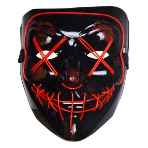 Mexican Day Of The Dead Eyemask - image Mask-The-Red-Purge-300x300 on https://www.abracadabrafancydress.com.au