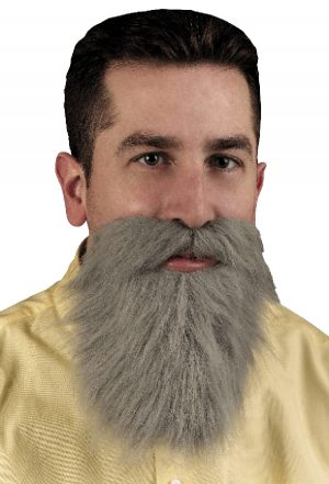 Beard and Moustache Grey - image grey-beard-1-300x441 on https://www.abracadabrafancydress.com.au