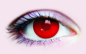White out 1 Day Contact Lens - image X-Ray-300x188 on https://www.abracadabrafancydress.com.au