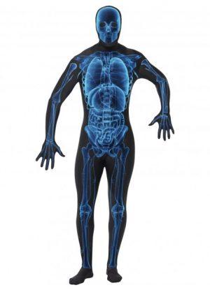 Where's Wally Odlaw Costume - image X-Ray-Second-Skin-Costume-300x415 on https://www.abracadabrafancydress.com.au