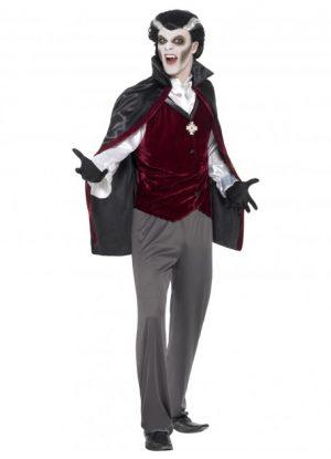 The Joker Deluxe Costume Plus Size - image Vampire-Costume-300x415 on https://www.abracadabrafancydress.com.au