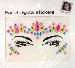 Diamante Rhinestone Face Jewels Glitter Stickers - Wonder Woman - image ASSORTED-COLOR-FACE-JEWELS-STICKERS-300x273 on https://www.abracadabrafancydress.com.au