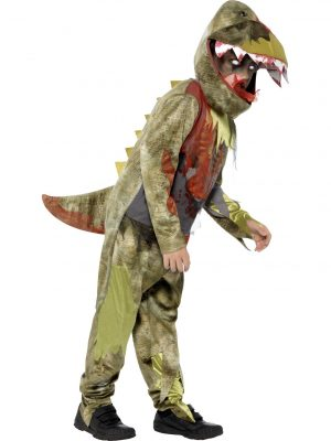 Army Boy Costume - image Deluxe-Deathly-Dinosaur-Costume-300x400 on https://www.abracadabrafancydress.com.au