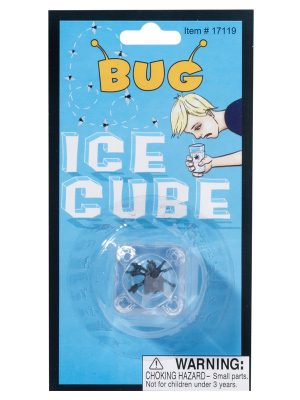 Amazing Fart Machine Prank Joke Hilarious Toy 6 Sounds Christmas Stuffesr Novelty - image Bug-Ice-Cube-300x400 on https://www.abracadabrafancydress.com.au