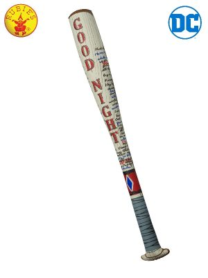 Harley Quinn Birds Of Prey Inflatable Bat - image HARLEY-QUINN-BIRDS-OF-PREY-INFLATABLE-BAT-300x400 on https://www.abracadabrafancydress.com.au