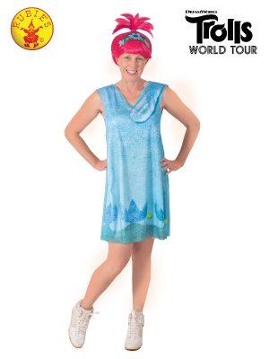 Barbie Exercise Costume Adult - image POPPY-TROLLS-2-COSTUME-ADULT-300x400 on https://www.abracadabrafancydress.com.au