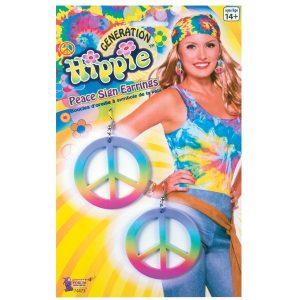 Rainbow Peace Earrings - image Rainbow-Peace-Earrings-300x300 on https://www.abracadabrafancydress.com.au