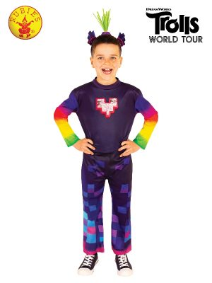 Trolls King Trollex 2 Deluxe Costume Child - image tr-300x400 on https://www.abracadabrafancydress.com.au