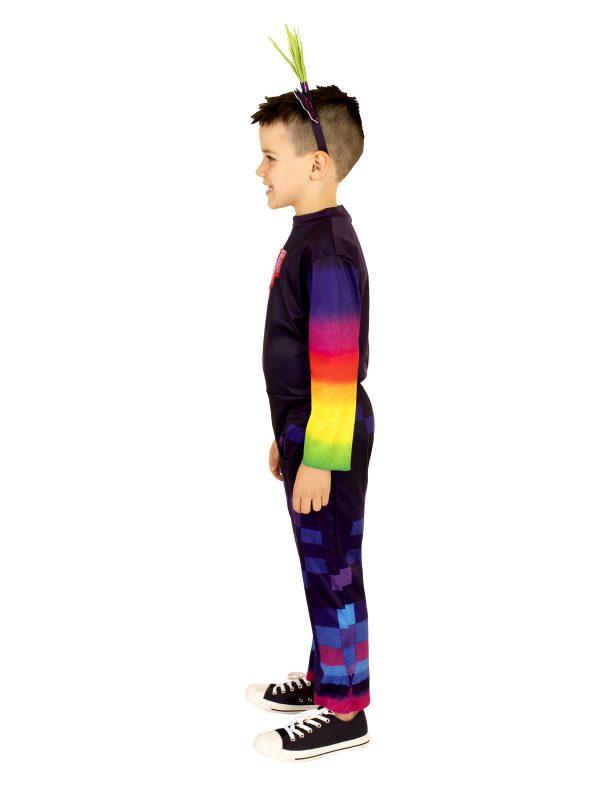 Trolls King Trollex 2 Deluxe Costume Child - image tr1-600x800 on https://www.abracadabrafancydress.com.au