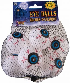 Amazing Fart Machine Prank Joke Hilarious Toy 6 Sounds Christmas Stuffesr Novelty - image Eye-Balls-300x354 on https://www.abracadabrafancydress.com.au