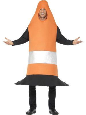 The Joker Deluxe Costume Plus Size - image Traffic-Cone-Costume-300x400 on https://www.abracadabrafancydress.com.au
