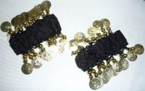 3 in 1 Dollar Rapper Ring Pimp Gangster Ali G Dress Up Costume Jewellery Silver - image Belly-Bracelet-300x188 on https://www.abracadabrafancydress.com.au