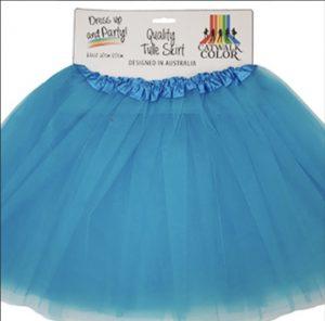 80's Black Tutu Skirt - image Tutu-Aqua-300x296 on https://www.abracadabrafancydress.com.au