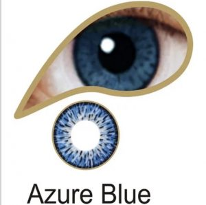 Azure Blue Intense 2 3 Month Contact Lenses - image AZURE-BLUE-INTENSE-2-300x298 on https://www.abracadabrafancydress.com.au