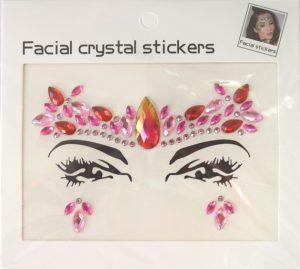 Diamante Rhinestone Face Jewels Glitter Stickers - Assorted Colour Face Jewels - image BS12-300x269 on https://www.abracadabrafancydress.com.au