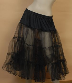80's Black Tutu Skirt - image PE1-300x347 on https://www.abracadabrafancydress.com.au